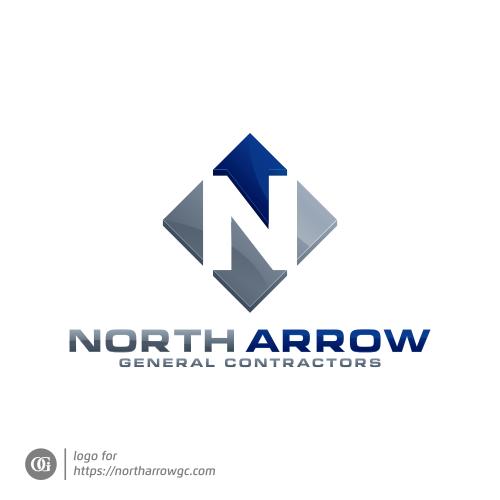 Logo done for northarrowgc.com