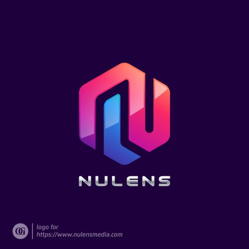Logo done for nulensmedia.com