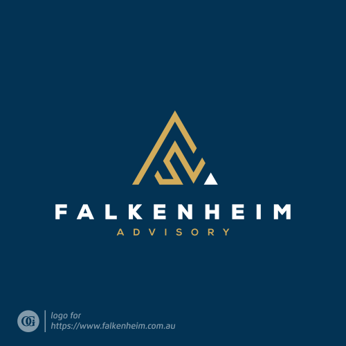 Logo done for falkenheim.com.au