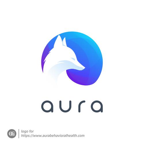 Logo done for aurabehavioralhealth.com